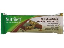 Nutrilett Milk Chocolate & Creamy Caramel -ateriankorvikepatukka