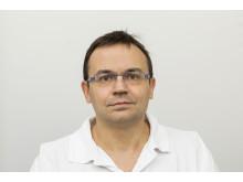 Sergio Lazarinis, överläkare ortopedi, Akademiska sjukhuset