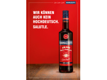 Neue Ramazzotti Kampagne: regionales Motiv Stuttgart