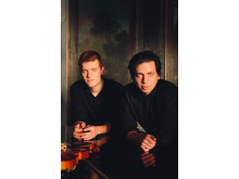 Kern Westerberg, violin och Daniel Hormazábel, piano.