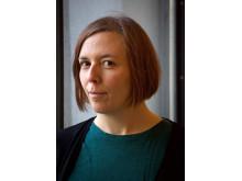Åsa Callmer, forskare vid avdelningen för urbana och regionala studier på KTH. Foto: Johanna Kvarnsell.