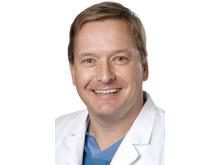 Överläkare, kirurg Fredrik Hjern