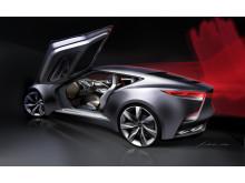 Hyundais konceptbil HND-9