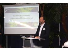 Begrüßung Marc Gebauer (Geschäftsführer Lyreco Deutschland)