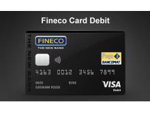 Fineco Card Debit