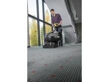 Kärcher tepperenser BRC 40/22 C gulv til gulv teppe