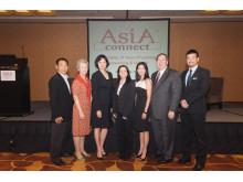 The 2014 HSMAI Asia Pacific Board of Directors