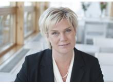 Maria Lindfelt, HR- och kommunikationsdirektör