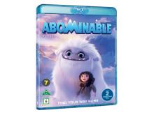 Abominable, Blu-ray