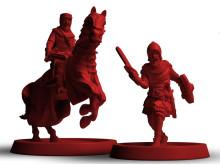 Crusader Kings Brädspelet (Englands miniatyrer)