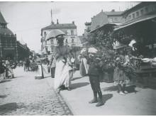 Östermalm från Katthav till tyskbagare
