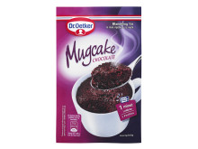 Mugcake chocolate