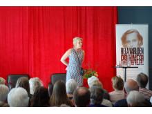 Annmari Kastrup talar på Astrid Lindgrens Näs