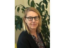 Gunilla Hallberg, överläkare och sektionschef obstetrik, Akademiska sjukhuset