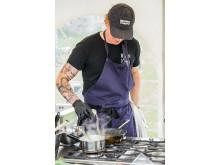 Christoffer-Robin Cederholm, kock, restaurang Timjan & Tång