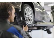 Ford indfører kontaktløs service