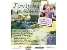 Familjens dag på Ängsbacka den 6 juni