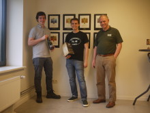 Jos, Karel och Frank Boon