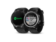 fenix 5 Plus Spotify