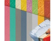 Mapei satser på farger
