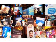 Partnerexempel på TDC-dagen i Stockholm