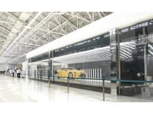 Lexus nya lyxkupé LC 500 går i produktion