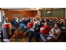 Toyotas instruktörskonferens 20-årsjubilerade i Örebro