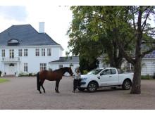 Linn Therese Olafsen Ford Ranger
