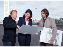 E.ON bygger energismarta hus i Malmö, Västra hamnen