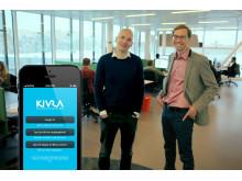 Kivra lanserar app och responsiv webbtjänst
