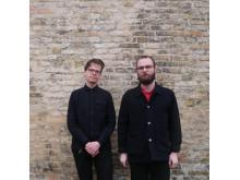 Vinnare av Nya ögon på plast i arkitekturen: Oscar Forsman och Tobias Jansson