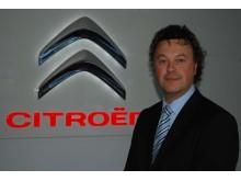 Magnus Bengtsson Sverigechef Citroën