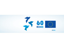 Treaty of Rome banner