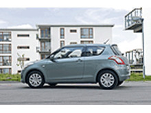 Suzuki Swift - mini-klassens trendy og underholdende islæt