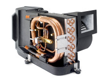 Hi-res image - Dometic - Dometic's Turbo range of marine HVAC