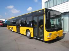 Københavns Lufthavne har valgt busser af typen MAN Lion's City – magen til den viste model på billedet –  til at fragte passagerer i lufthavnsområdet.