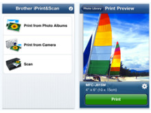 Brother iPrint & Scan for iPhone
