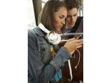 Musikk på mobilen
