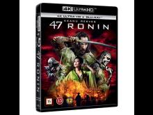 47 Ronin, 4K Ultra HD