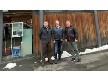 Lars Petter Grandahl, direktør Optimera Handel, Sverre Mørch, daglig leder Asker Trelast og Trond Oseth, KAM Optimera Handel..jpg
