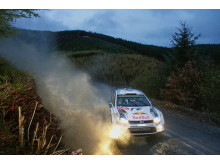Rally Great Britain Ogier