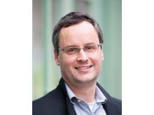 Volker Bruchert, institutionen för geologiska vetenskaper, forskare med på SWERUS-C3