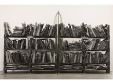Anselm Kiefer, The High Priestess Zweistromland, 1985-1989