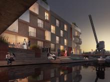 Oceanhamnen - LINK arkitektur