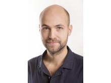 Adrian Zethraeus projektledare RE:Textile