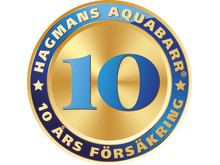 10-års garantiförsäkring