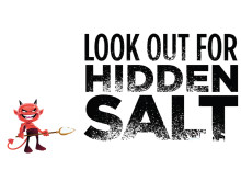 Look out for hidden salt