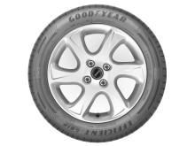 Tire shot EfficientGrip Performance