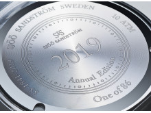 Sjöö Sandström Annual Edition 2019 case back