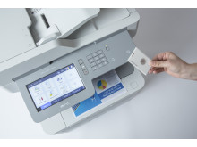Brother MFC-L9570CDW secure printing